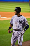 Derek Jeter on Deck Royalty Free Stock Images