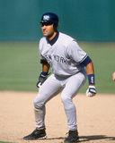 Derek Jeter, ianques de New York Fotografia de Stock Royalty Free