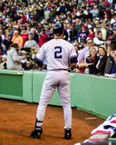 Derek Jeter, New York Yankees. Royalty Free Stock Photos