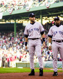 Derek Jeter, New York Yankees Royalty Free Stock Photo