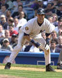 Derek Jeter Royalty Free Stock Photography