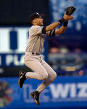 Derek Jeter, New- Yorkyankees Lizenzfreie Stockfotos
