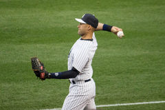 Derek Jeter- NY Yankees Stock Photos