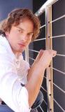 Derek - künstlerischer Portraitschuß Lizenzfreie Stockbilder