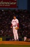 Derek Lowe, Boston Rode Sox Stock Afbeeldingen
