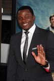 Derek Luke arrives at the  Stock Photo