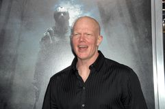 Derek Mears. At the Los Angeles Premiere of 'Friday the 13th'. Grauman's Chinese Theatre, Hollywood, CA. 02-09-09 Royalty Free Stock Photos