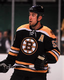Derek Morris, Boston Bruins Imagen de archivo libre de regalías
