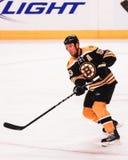 Derek Morris, Boston Bruins Imágenes de archivo libres de regalías