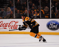 Derek Morris, Boston Bruins Royalty Free Stock Images