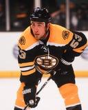 Derek Morris,  Boston Bruins Royalty Free Stock Photos