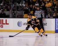 Derek Morris. Boston Bruins defenseman Derek Morris Royalty Free Stock Images