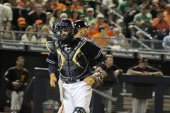Derek Norris stock photography