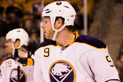 Derek Roy, Buffalo Sabres. Stock Photography