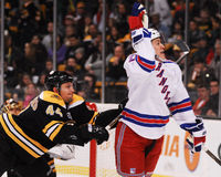 Derek Stepan New York Rangers Stock Image