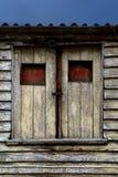 derelict здания Стоковая Фотография