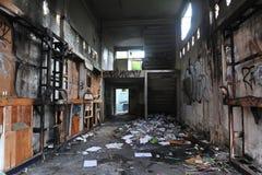 derelict здания Стоковые Изображения