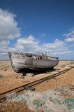 Derelict boat Royalty Free Stock Photo
