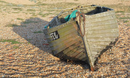 Derelict boat Royalty Free Stock Photography