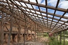 Derelict Brickyard Royalty Free Stock Photo