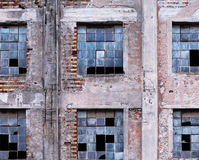 Derelict Building Royalty Free Stock Images