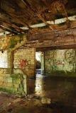 Derelict Building in Jajce Royalty Free Stock Photos
