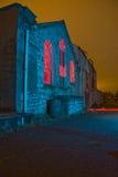 Derelict chapel Stock Photography