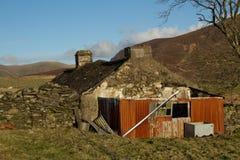 Derelict cottage. Stock Image