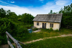 Derelict cottage Royalty Free Stock Photography