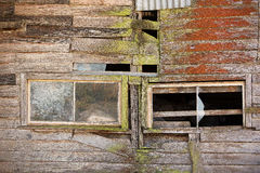 Derelict Farm Building Royalty Free Stock Photography