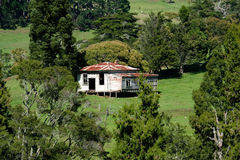 Derelict farmhouse Royalty Free Stock Photos
