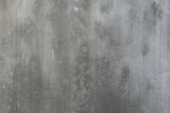 Derelict and Grim Background Texture Pattern. In Gray Tones Royalty Free Stock Photo