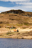 Derelict Highlands cottage Royalty Free Stock Image