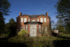 Derelict house Stock Image