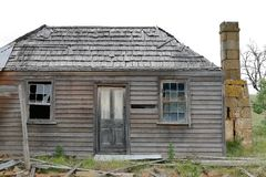 Derelict House Royalty Free Stock Photography