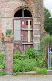 Derelict house Stock Photography