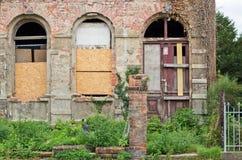 Derelict house Royalty Free Stock Photos