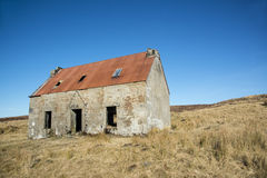 Derelict House Royalty Free Stock Images