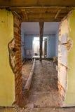 Derelict interior Royalty Free Stock Photo