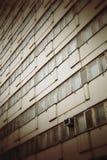 Derelict office building in Berlin Stock Image