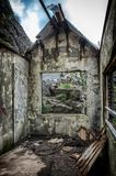 Derelict old outbuilding Royalty Free Stock Image
