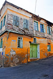 Derelict property in a bad state of repair Royalty Free Stock Photo