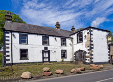 Derelict public house Stock Photography