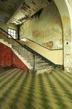 Derelict Staircase Royalty Free Stock Photos