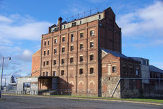 Derelict Warehouse Stock Image