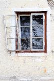 Derelict Window Royalty Free Stock Images