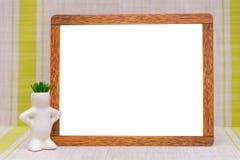 Derida su, sul fondo di legno degli indicatori e sul fondo per l'inserzione Fotografia Stock Libera da Diritti