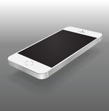 Derisione di Smartphone su Fotografie Stock
