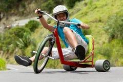 Derivação extrema de Trike do esporte Fotos de Stock Royalty Free