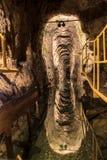 Deriva della miniera d'argento, Tarnowskie sanguinoso, sito di eredità dell'Unesco Fotografia Stock Libera da Diritti
